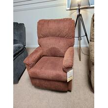 Collage Rocker Recliner - Burgundy