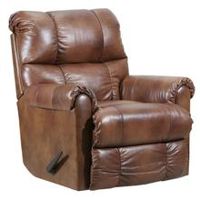 4208-16 Avenger Swivel Glider Recliner - Soft Touch Chaps Leather
