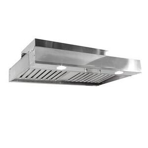 """36"""" Powered Hood liner/Insert with Baffle Filters"""