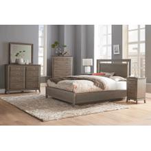 Ellison Queen Panel Bed
