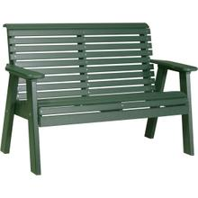 Plain Bench 4' Green