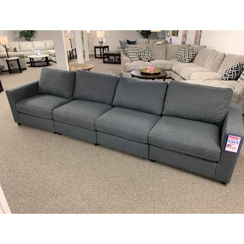 Signature Design By Ashley - Candela 4-piece Sectional