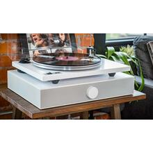 Spinbase Turntable Speaker System White