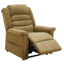 Autumn Soother Pow'r Lift Full Lay-Out Chaise Recliner with Heat & Massage