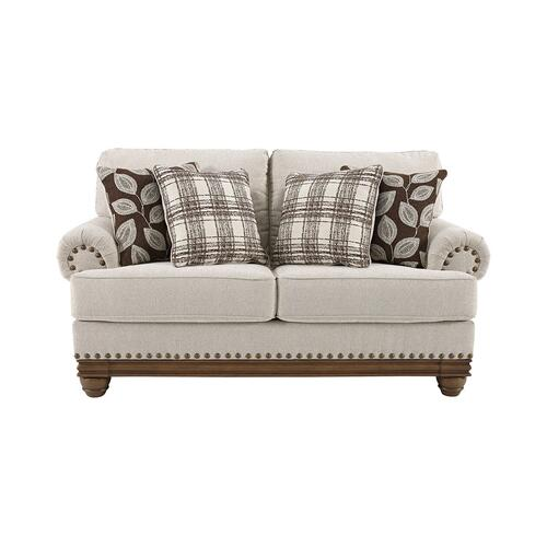 Ashley Furniture - ASHLEY 1510435LS Harleson Wheat Loveseat