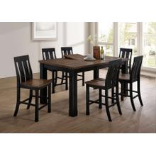 View Product - Table and 4 Sidechairs
