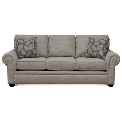 England Furniture - Brett Rolled Arm Sofa