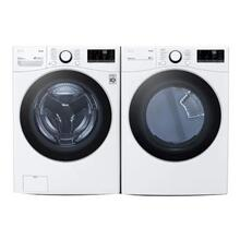 View Product - LG Front Load Smart Wi-fi Laundry Pair - Gas