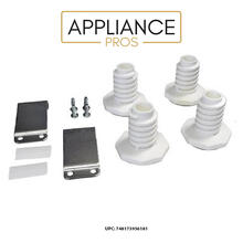 Appliance Pros W10869845 Compatible Stack Kit