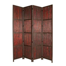 Savannah 4 Panel Room Divider