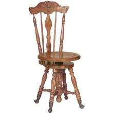 See Details - Piano Stool w/ Back