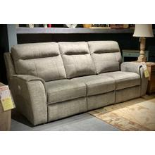 POWER RECLINING SOFA in SLATE W/ POWER HEADRESTS AND USB PORTS    (9868-3-30470,44989)