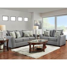 5703-ASHG  Sofa, Loveseat and Chair - Ashton Graphite