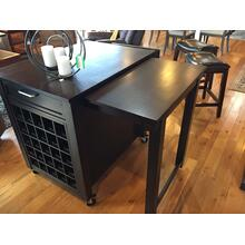 AAMERICA SPACE SAVING KITCHEN ISLAND