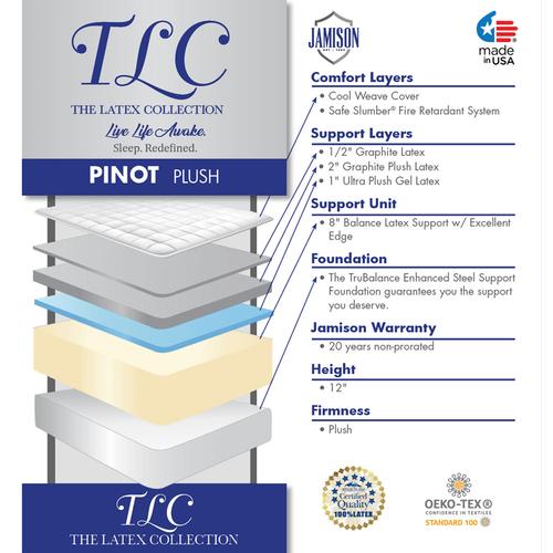 TLC Collection Pinot Plush