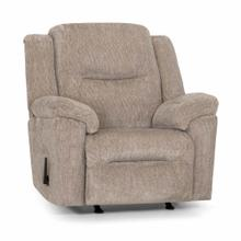 Donnelly Rocker Recliner - Stone