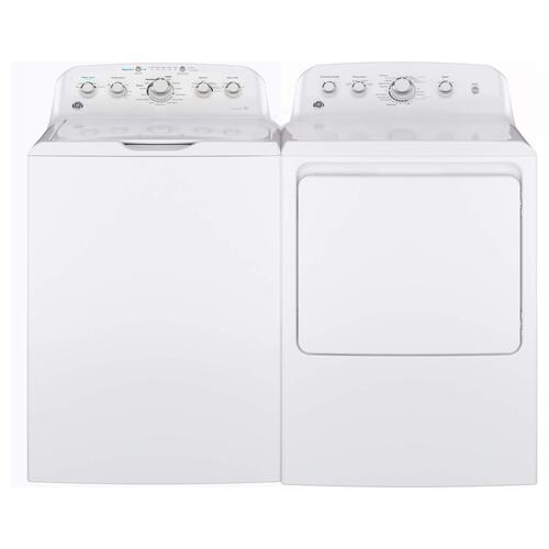 GE Deluxe Top Load Washer & Dryer Pair