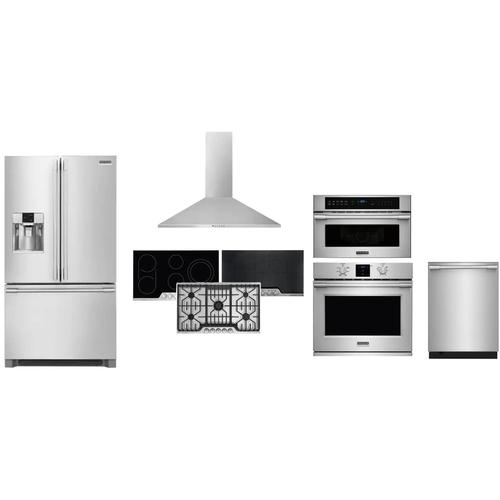 Frigidaire Professional Kitchen with Wall Oven and Your Choice of Cooktop