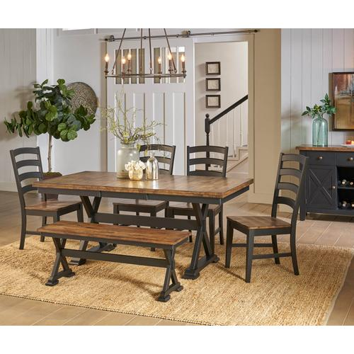 Stone Creek Table and 4 Chairs