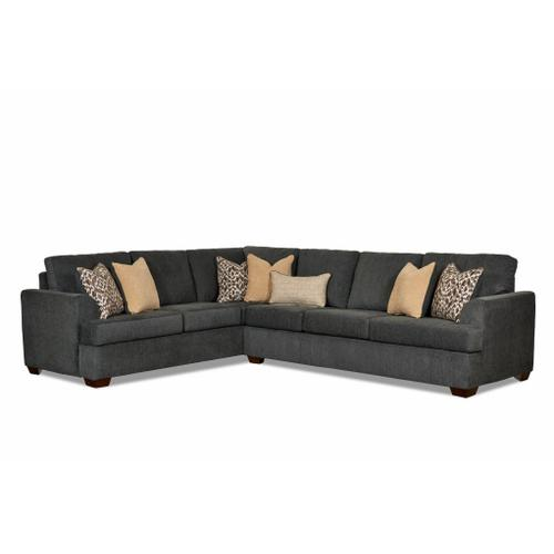 Woodhouse Upholstery - ATWOOD SECTIONAL