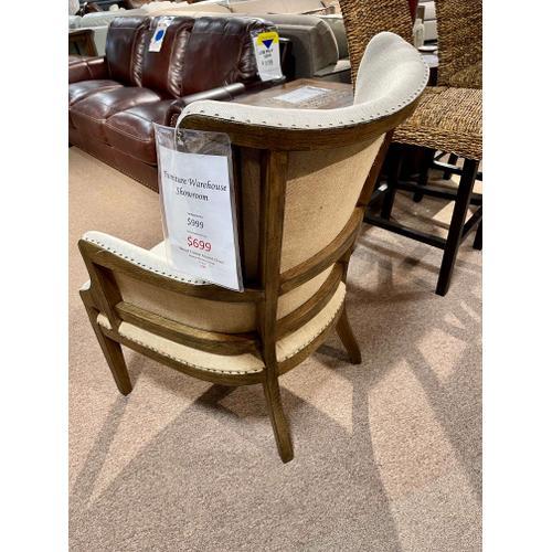 Pulaski Furniture - Wood Frame Accent Chair