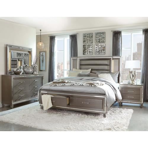 Tamsin 4Pc Eastern King Bed Set