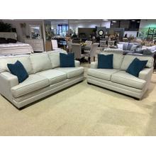 Bassett Custom Sofa & Loveseat