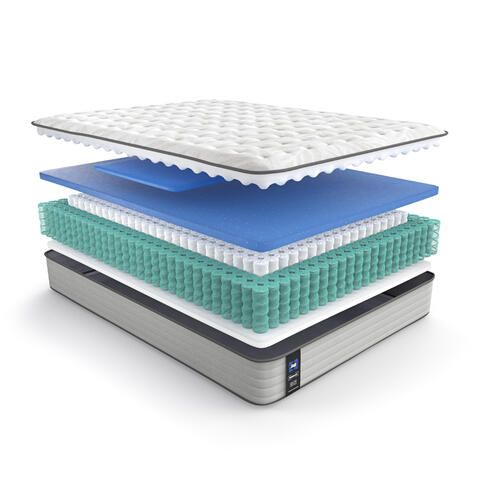 Gallery - Sealy Posturepedic® Garner II Medium - King Mattress