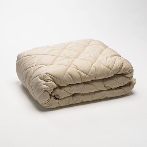 Washable Wool Mattress Pad