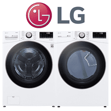 View Product - LG 4000 Front Load Pair