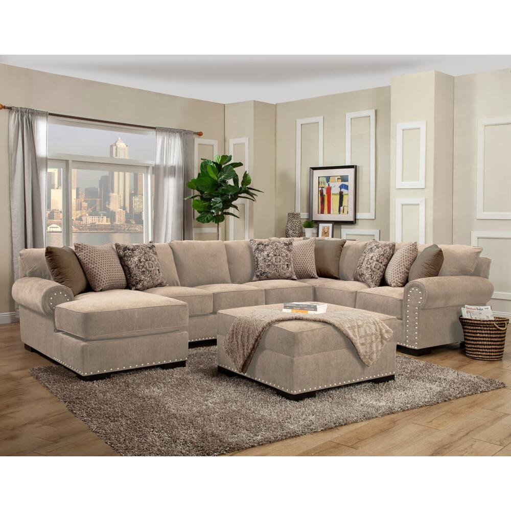 See Details - Harley Sectional
