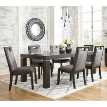 See Details - 7 Piece Hyndell Dining Group
