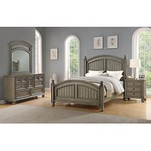 Barnwell Queen Panel Bed