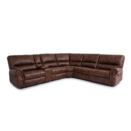 Cheers - Cheers Reclining Sectional