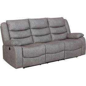 See Details - Granada Power Reclining Sofa