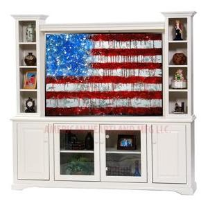 "Poplar 45"" Entertainment Hutch"