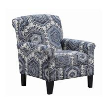 UNITED 8530BRAC 2160 Bellamy Slate Accent Chair