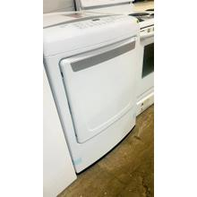 See Details - USED- 7.3 cu. ft. Ultra Large Capacity High Efficiency Front Control Dryer w/ NFC Tag On  GDRYHESTAND-U   SERIAL #9