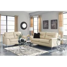 Ashley 396 Tensas Sofa and Love
