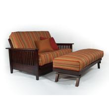 Denali Futon Frame -- Full Love Seat