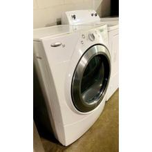 See Details - USED- Whirlpool® Duet® Super Capacity Plus Gas Dryer- FLGDRY27W-U  SERIAL #51