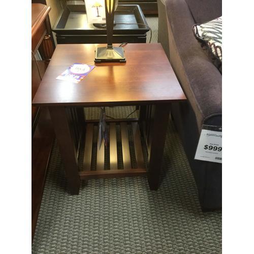 Vaughn-Bassett End Table
