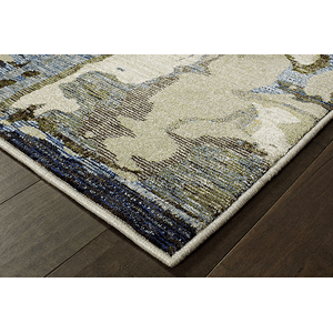 "Oriental Weavers Usa, Inc. - 5'3"" X 7'3"" EVOLUTION AREAL RUG       (8027A,91641)"