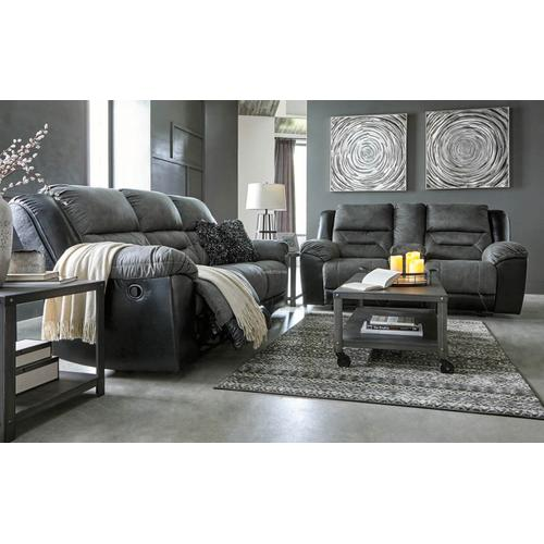 Ashley 291 Earhart Reclining Sofa and Love