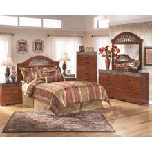 Fairbrooks Panel Bedroom Groupset