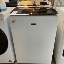 See Details - Smart Capable Top Load Washer with Extra Power Button - 5.2 cu. ft.
