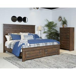 Ashley Furniture - Ashley Furniture B407 Hammerstead Bedroom Set Houston Texas USA.