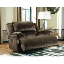 Clonmel Wide Seat Recliner - Chocolate