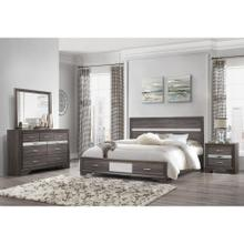 View Product - Seville Queen Bed with Storage