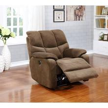 Jerry Power Recliner Chocolate